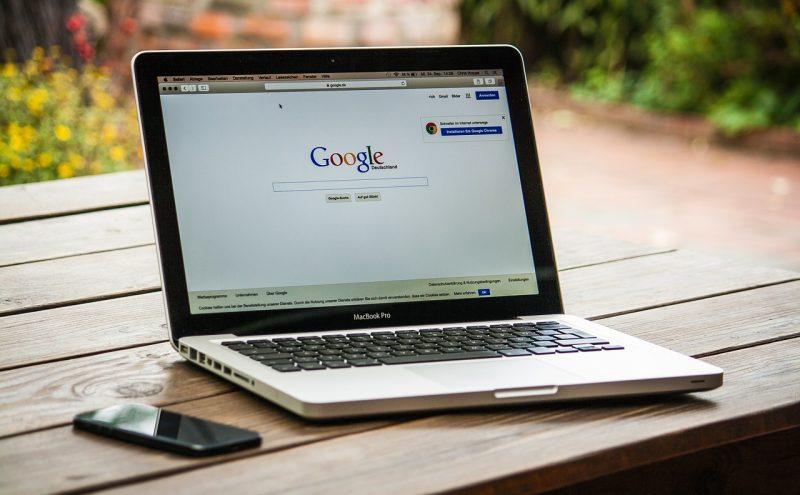 Apple Mac Google Safari browser